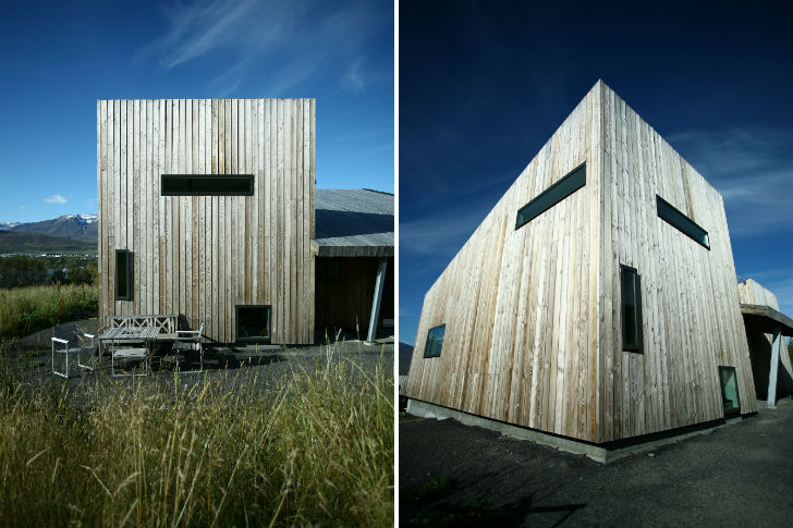 Villa Lola Is A Beautifully Modern Low Impact Home In Iceland