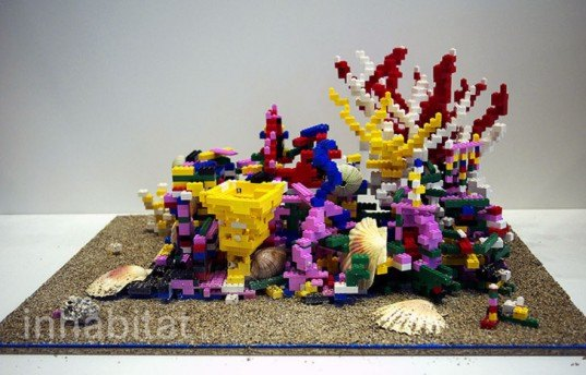 lego designs, women artists, women scientists, women in art, lego art, lego sculptures, lego exhibits,, lego and gender, lego bricks, milan design fair, milan furniture fair 2012, science, toys and gender, triennale museum, visionlab