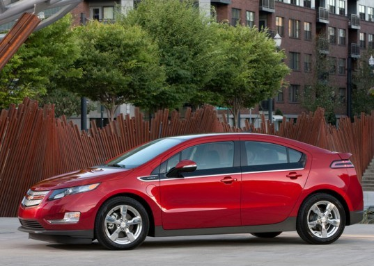 Chevy Volt, Plug In Hybrid, Tax Credits, Fuel Efficiency, Electric Car
