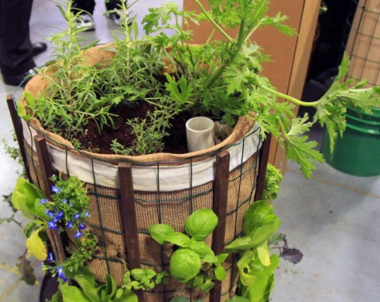 The top 8 eco products from the first ever nyc green for Indoor gardening nyc