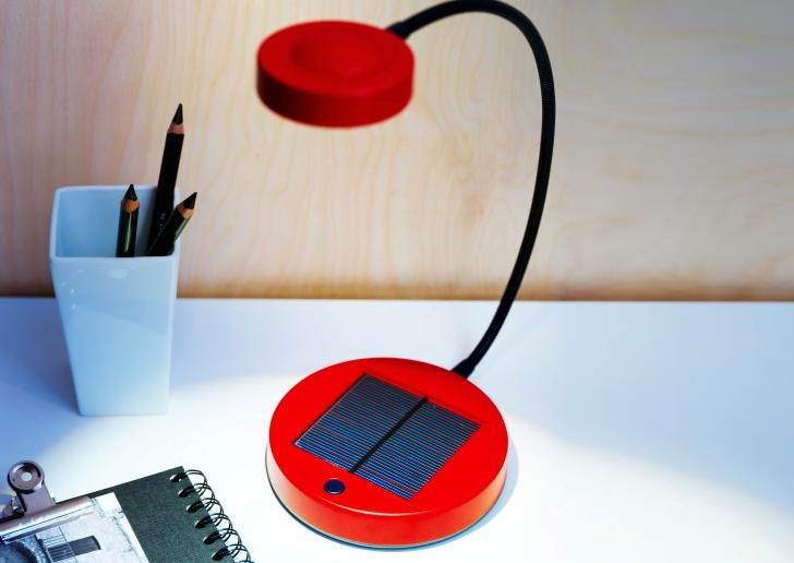 product review inhabitat tries out ikea 39 s solar powered. Black Bedroom Furniture Sets. Home Design Ideas