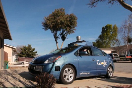 Larry Burns, Google Prius, Google Audi, Driverless Vehicle, Autonomous Cars