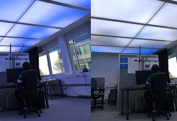 LED VIRTUAL SKY