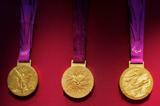 2012 olympic medals, london olympics, metal mining, medal design, metal pollution