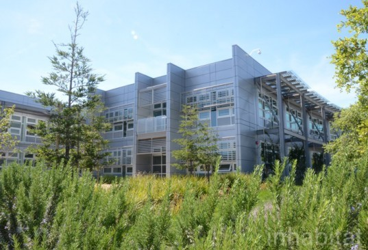 NASA Sustainability Base, NASA, North American Space Administration, william mcdonough and partners, LEED Platinum, greenest government building, sustainable architecture, green architecture, green design, sustainable design, ames research center, native plants
