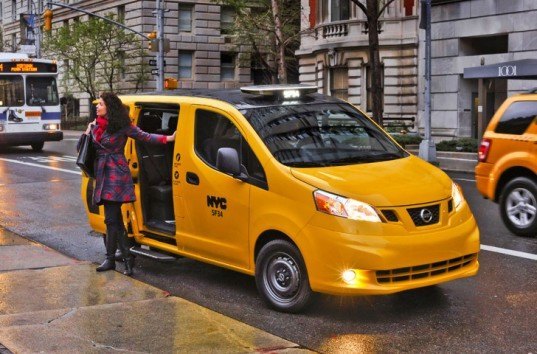 Nissan NV200 Taxi of Tomorrow, nissan, nv200, taxi of tomorrow, nyc taxi, new nyc taxi