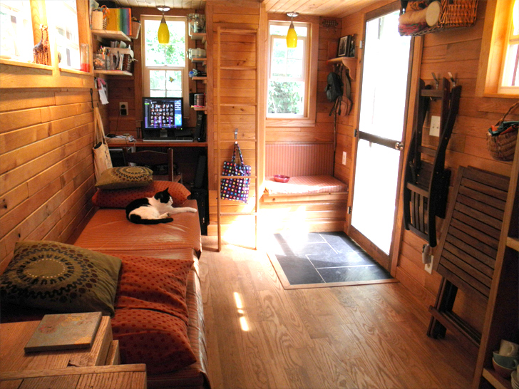 Meet The Tiny House Family Who Built An Amazing Mini Home For Just