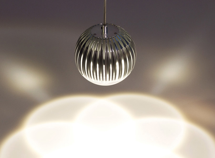 Tom dixons new fin led pendant lamp is equal parts elegance and design aloadofball Choice Image