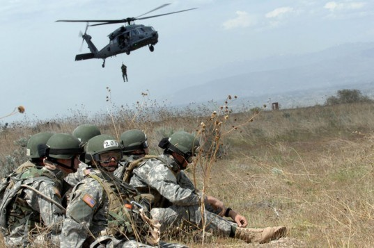 US Army, Soldiers, Utah National Guard, 19th Special Forces, helicopter, air force