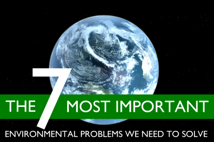 7 Biggest Threats To The Environment Why We Still Need