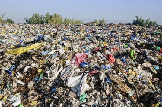 Landfill Waste, Trash Heap, Wasted Resources, Environmental Destruction, Earth Pollution