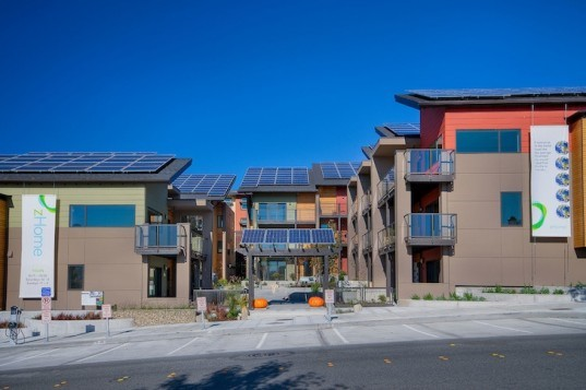 sustainable living, David Vandervort, zero energy, zHome, Washington, Issaquah, sustainable living, community, green design, sustainable design, solar energy, recycling, electric vehicles, eco-design, composting