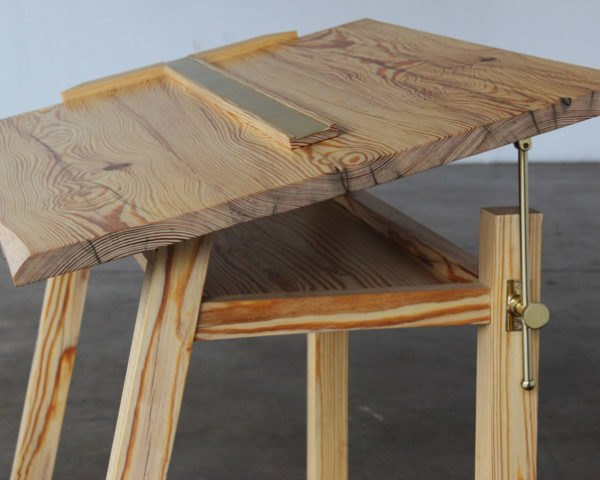 Terrific 12X12 Designers Transform Reclaimed Nyc Lumber Into Fresh Alphanode Cool Chair Designs And Ideas Alphanodeonline