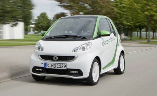 Daimler, Smart, Smart ForTwo, Smart escooter, Smart ebike, electric bicycles, electric scooters, green transportation