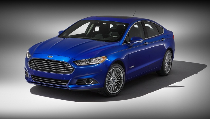 The Interior Of Ford S All New 2017 Fusion Is Made Recycled Bottles And Cotton