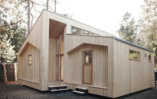 asserbo house, printed house, cnc printer, green home, eentileen architect