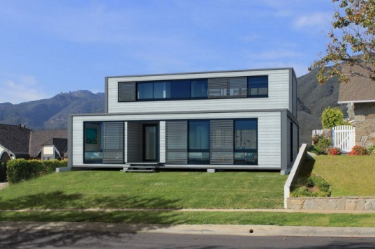 Modern connect homes are the latest in affordable green Low cost modern homes