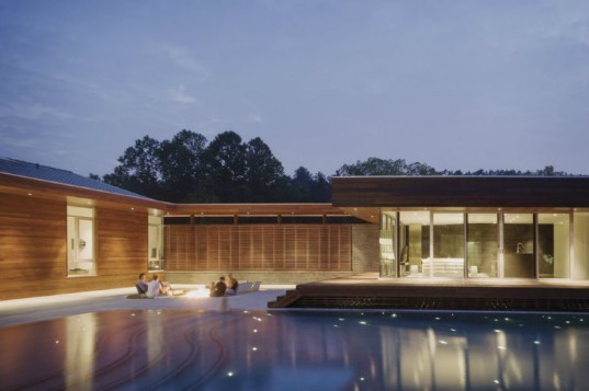 Curved House, Hufft Project, green home, eco home, missouri