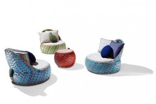 DEDON, DALA, Stephen Burks, Recycled Packaging, luxury furniture, Green Products, Recycled Materials