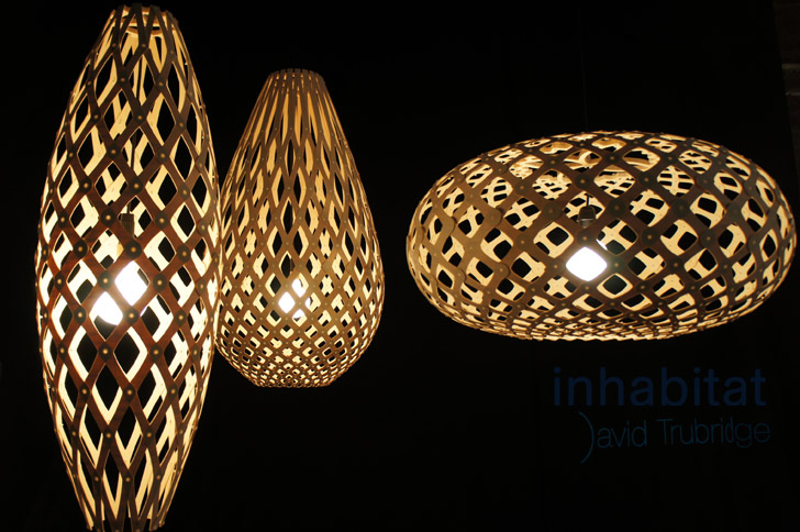 David Trubridge Lamps At Wanted 2012 « Inhabitat U2013 Green Design,  Innovation, Architecture, Green Building