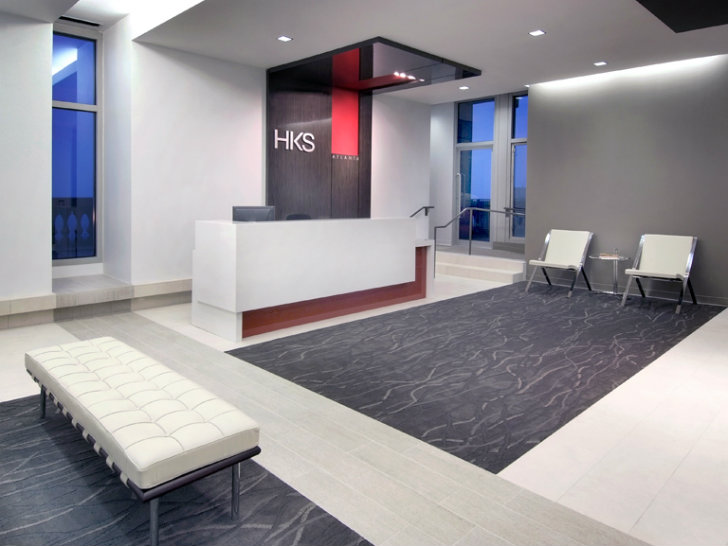 architects office interior. HKS Atlanta Office Renovation Awarded LEED Gold For Commercial Interiors Architects Interior R