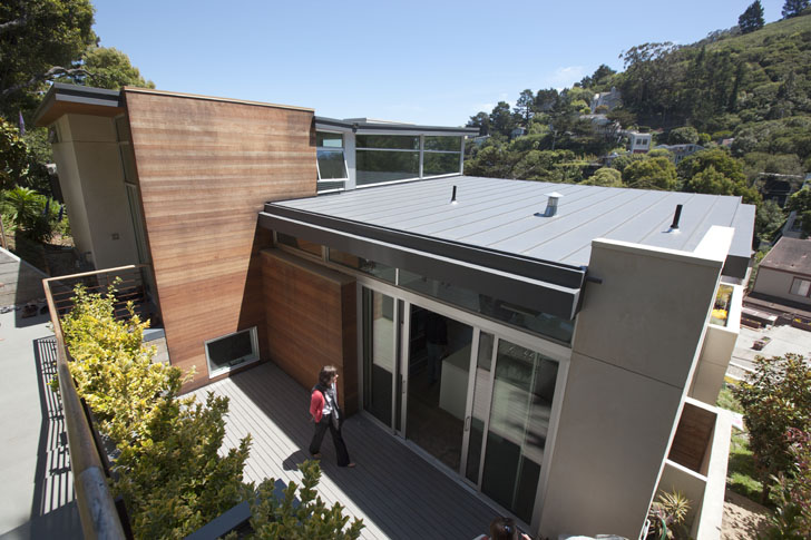 Beautiful Architect Jay Behru0027s Hillside Residence In Sausalito Overlooks The San  Francisco Bay Images