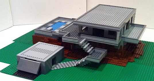 Dwell Announces Five Finalists For Lego Mid Century Modern