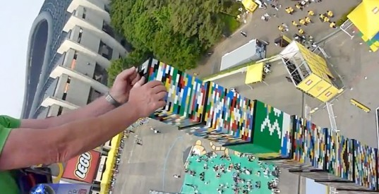 green design, eco design, sustainable design, tallest LEGO tower, South Korea, LEGO Asia, Lego Tower, LEGO World Tower