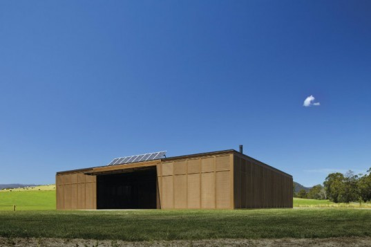 Narbethong Community Hall, BVN Architecture, fire-proof building, disaster-proof design, australia, community hall