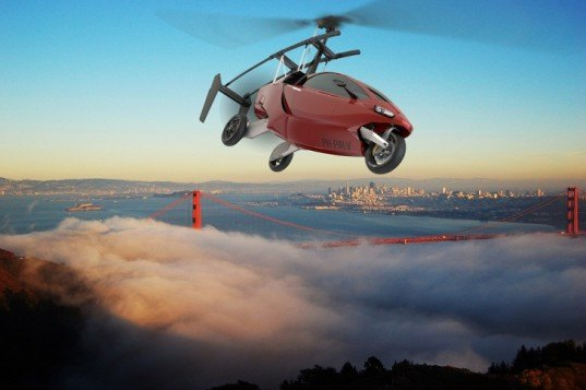 PAL-V, PAL-V One, airplane, flying car, transportation, personal transportation, green transportation
