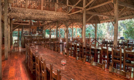 green design, eco design, sustainable design, sustainable tourism, Peru tourism, Posada Amazonas, Rainforest Alliance, eco-resort, eco-lodge, Amazon resort