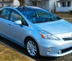 Toyota Prius Pulls into Third Place in Worldwide Auto Sales