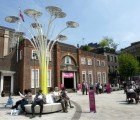 Ross Lovegrove Unveils Spectacular Solar Tree in London For Clerkenwell Design Week