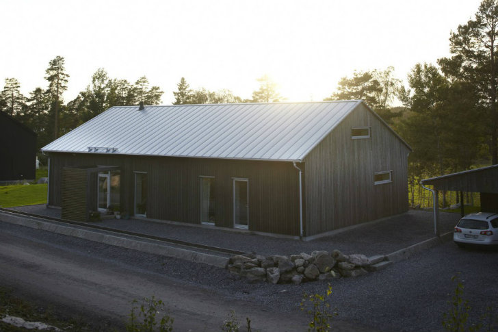 Silvervillan Is A Low Impact Low Energy Home In Sweden Inhabitat Green Design Innovation
