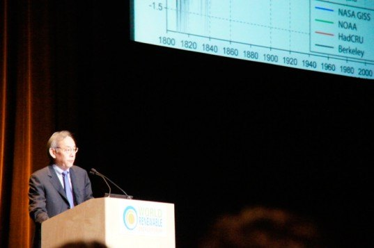WREF, energy policy, green energy policy, DOE, Steven Chu,