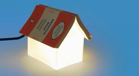Book Rest Lamp, green lamp, sustainable lamp, led bulb, led lamp, low-energy lighting, sustainable design, green design
