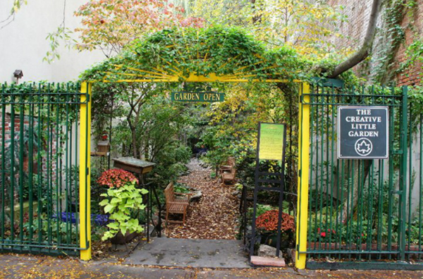 LES Creative Little Garden Wins Daily News Best Community Garden ...