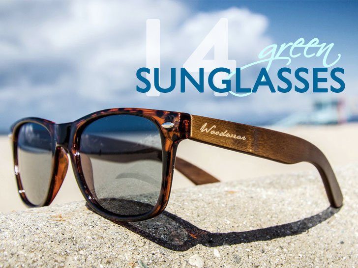 0af60d000f6e 14 Pairs of Green Sunglasses To Protect Your Peepers this Summer