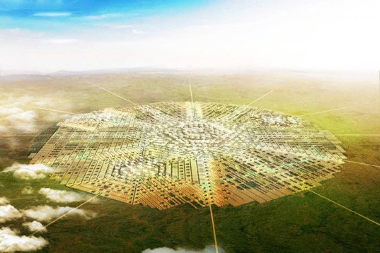 Free City is a Sustainable Ecotopia for the 21st Century
