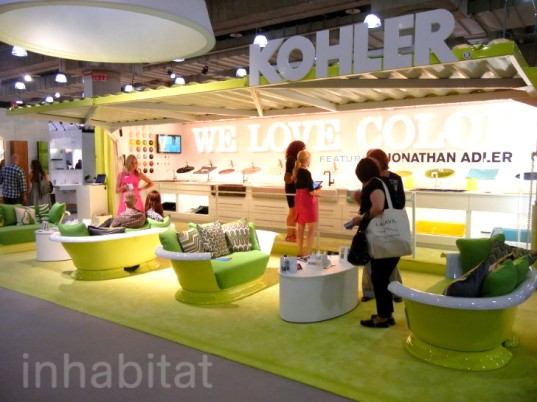 Kids Exhibition Booth : Kohler shipping container « inhabitat green design