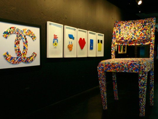 lego chair, new york design week, fresh from brasil, wanted design 2012, Alessandro Jordao, furniture, objecto brasil