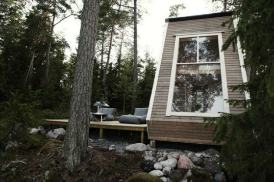 robin falck, microcabin, affordable housing, self build house, finland architecture, sustainable design, green architecture, eco design