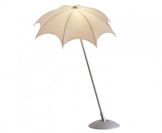 Pablo Umbrella Lamp, green lamp, sustainable lamp, led bulb, led lamp, low-energy lighting, sustainable design, green design