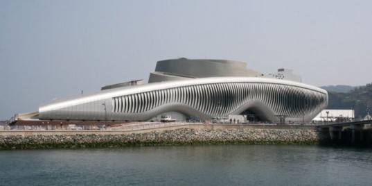 Thematic Pavilion, Yeosu, Korea, soma, architecture, biomimicry, EXPO Yeosu, dmp, Jan Cremers, Transsolar, One Ocean