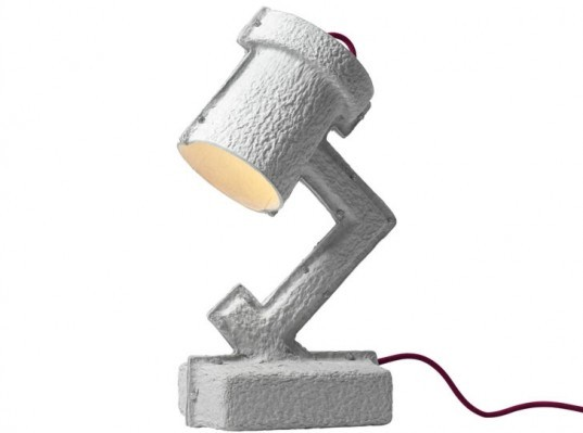 Trash Me Lamp, green lamp, sustainable lamp, led bulb, led lamp, low-energy lighting, sustainable design, green design