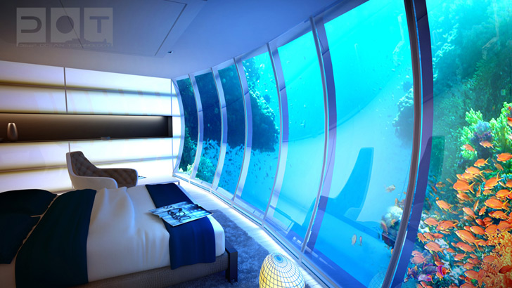 deep ocean technology unveils plans for sci fi styled underwater