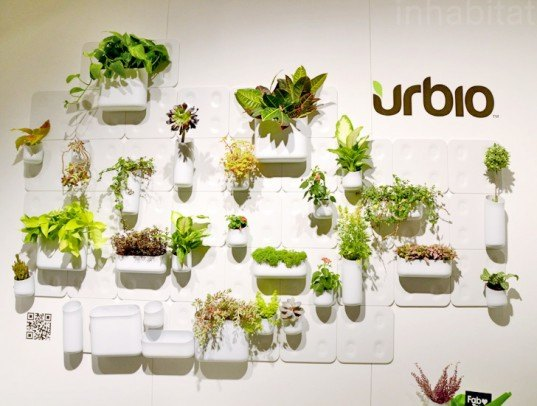 urbio, moduar, magnetic planter, new york design week, Beau Oyler, Jared Aller, ICFF
