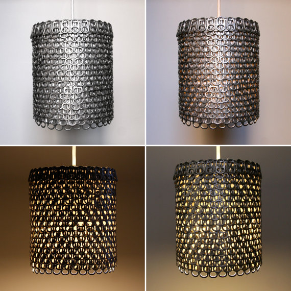 Allison Patrick Transforms Hundreds Of Soda Can Tabs Into