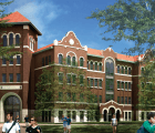 Loyola University's Cuneo Hall to Acheive LEED Gold With Innovative, Sustainable Design
