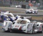 Audi R18 E-Tron Quattro Becomes the First Hybrid to Win the 24 Hours of Le Mans Race